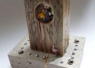 Mini-Skulptur